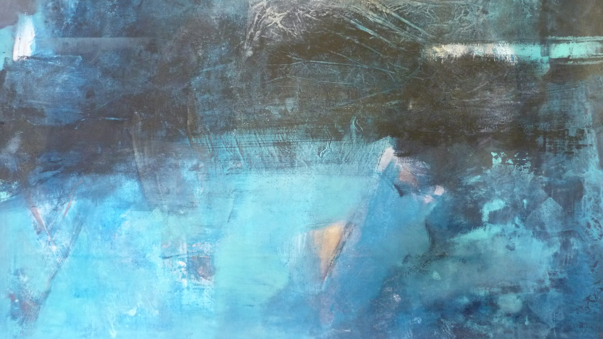 Odile Escoffier, Artiste – Peintre